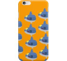 Sleeping Sharpedo!! iPhone Case/Skin