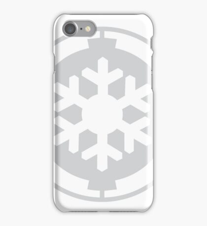 Snow Trooper Corps iPhone Case/Skin