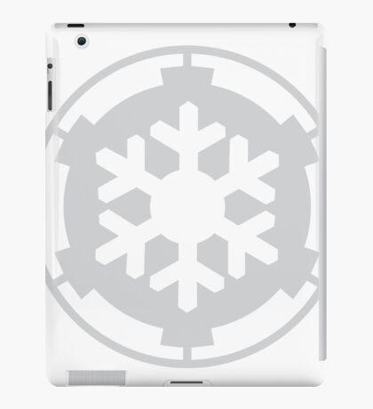 Snow Trooper Corps iPad Case/Skin