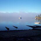 Misty Morning by Eleanor Wylie