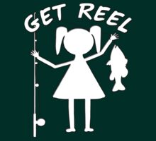 GET REEL GIRL T-Shirt