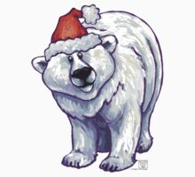 Polar Bear Christmas by ImagineThatNYC