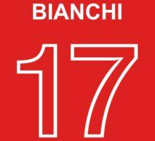 Bianchi 17 by Tom Clancy