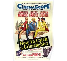 How To Catch a Crimefighter Poster