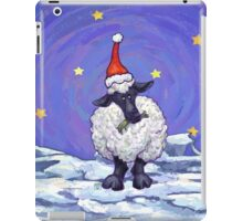 Sheep Christmas iPad Case/Skin