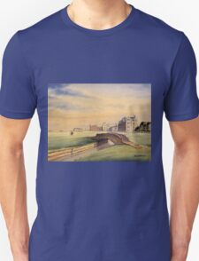 St Andrews Golf Course Scotland - 18th Fairway T-Shirt