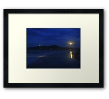 Evening - Byron Bay Framed Print
