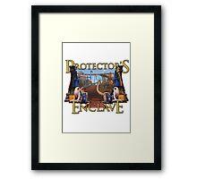 Neverwinter - Protector's Enclave Framed Print