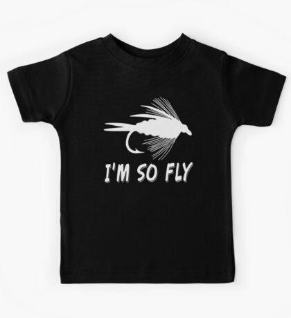 I'M SO FLY Kids Tee
