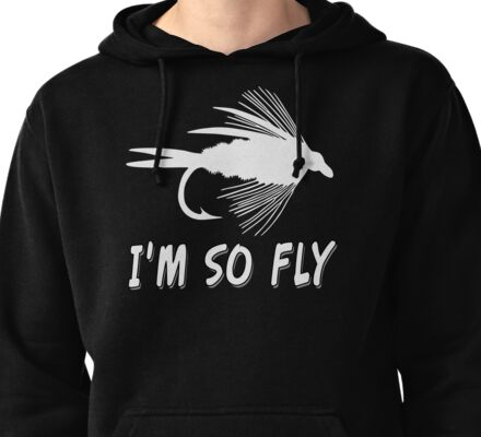 I'M SO FLY Pullover Hoodie