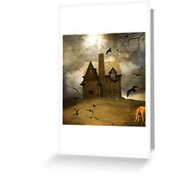~once upon a time...~ Greeting Card