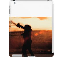 Texas Chainsaw Massacre - Swing 2 iPad Case/Skin