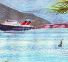 Greek Island 2007 - 01 Sticker
