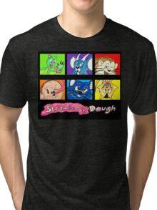'Strawberry Dough' Cast Tri-blend T-Shirt