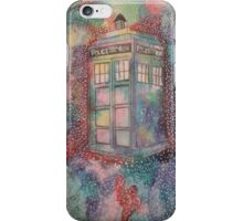 Doctor Who Galaxy Tardis iPhone Case/Skin
