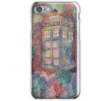 Doctor Who Galaxy Tardis iPhone Case/Skin