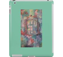 Doctor Who Galaxy Tardis iPad Case/Skin