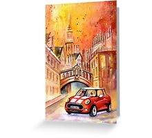 Oxford Authentic Greeting Card