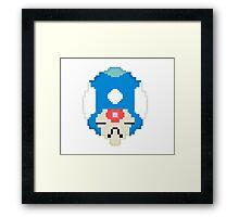 Neon Genesis Evangelion Eva Unit 00 Framed Print