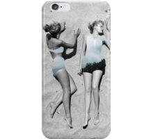 Lay Down iPhone Case/Skin