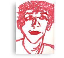 Jesse Eisenberg Canvas Print