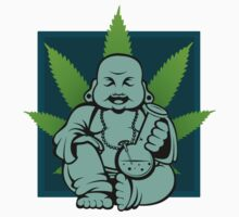 Buddha bong  by kzenabi