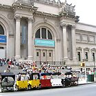 Metropolitan Museum of Art by Patricia127