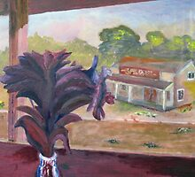 Saloon by Robert Benjamin