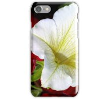 Ruby and ivory iPhone Case/Skin