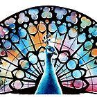 Peacock by Shinondraws