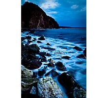 Tumbled Boulders at Presqu'Ile Photographic Print