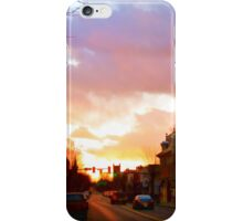 Reflection on History iPhone Case/Skin