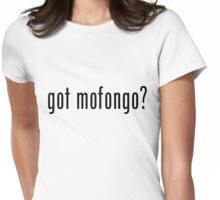 got mofongo? Womens Fitted T-Shirt