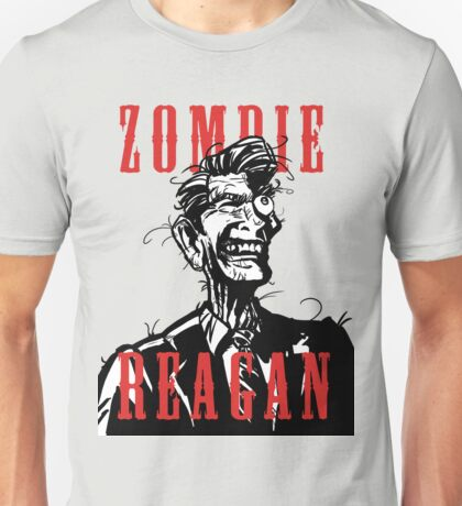Zombie Reagan RBW Unisex T-Shirt