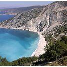 Mytros Beach, Kafelonia, Greece  by mikequigley