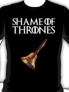 Shame of Thrones 2.0 T-Shirt