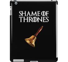Shame of Thrones 2.0 iPad Case/Skin