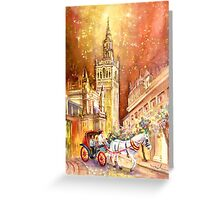 Sevilla Authentic Greeting Card