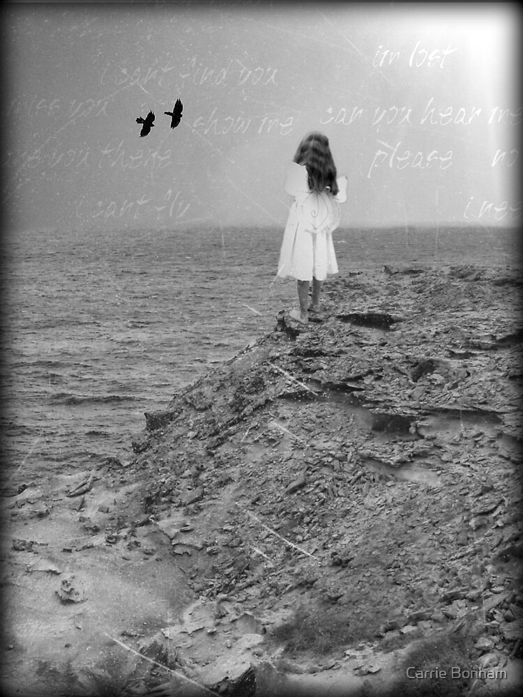 I Fall Without My Wings by Carrie Bonham