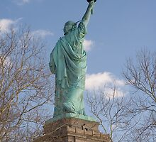 Lady Liberty by Scarlet