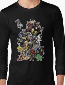 Doodle Long Sleeve T-Shirt