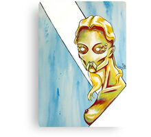 Unknow : Acrylic Painting Canvas Print