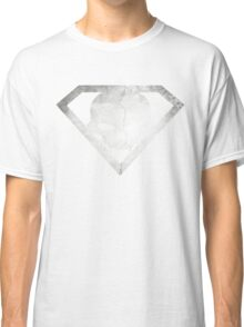 Superskull (White) Classic T-Shirt