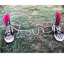 Boot Laces of Love by Suzanne2
