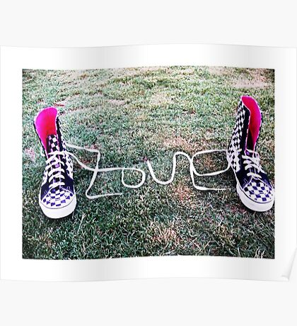 Boot Laces of Love Poster