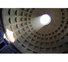Pantheon Sunbeam Photographic Print