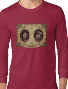 Almost Heroes - Edwards and Hunt Expedition T-Shirt