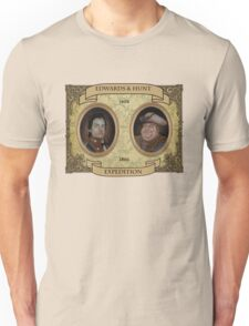 Almost Heroes - Edwards and Hunt Expedition Unisex T-Shirt