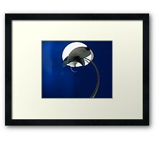 Boat Works #2: Infinities Radar  Framed Print