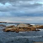 Along the New England Coast by Carrie Blackwood